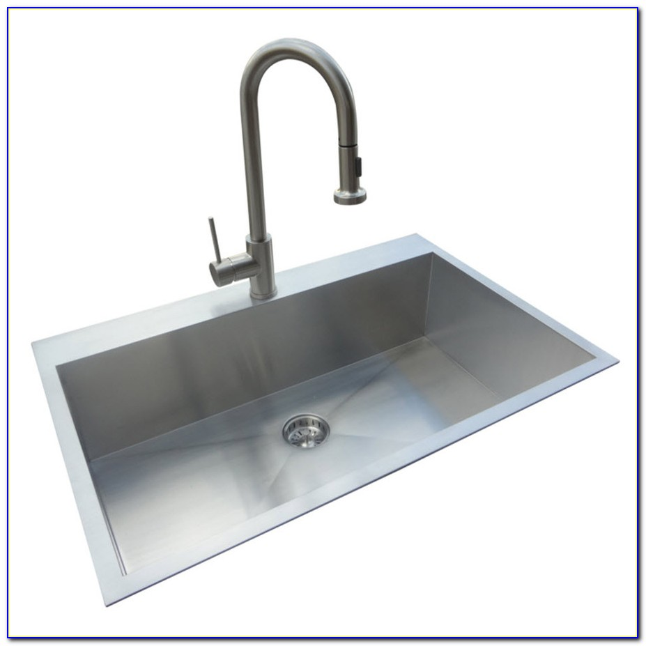 Stainless Steel Sink Faucet Hole Cover