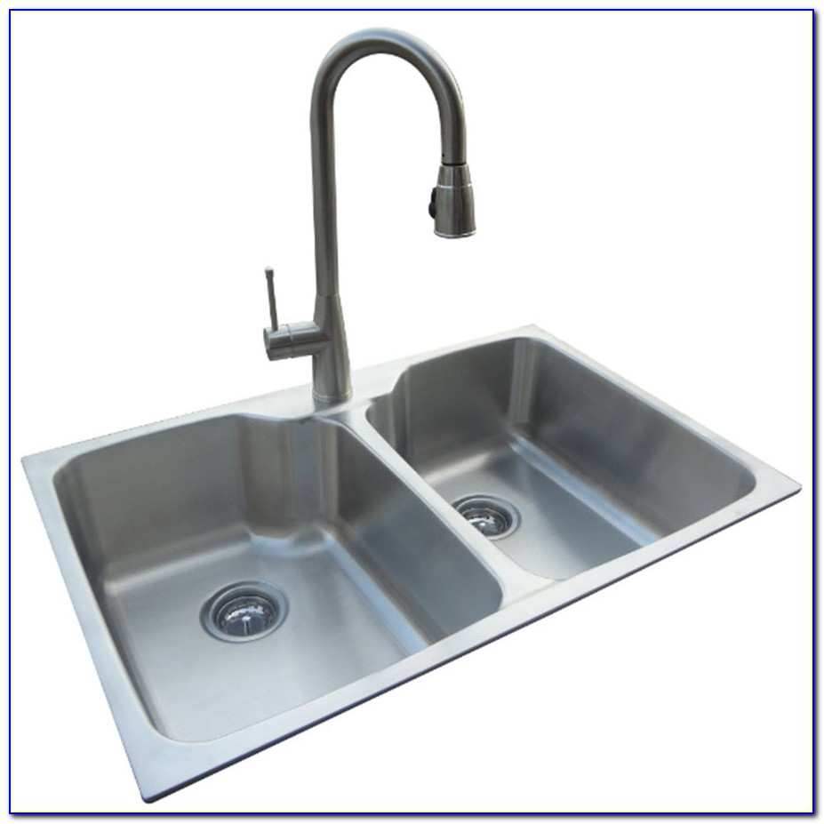 Stainless Steel Sink Faucets