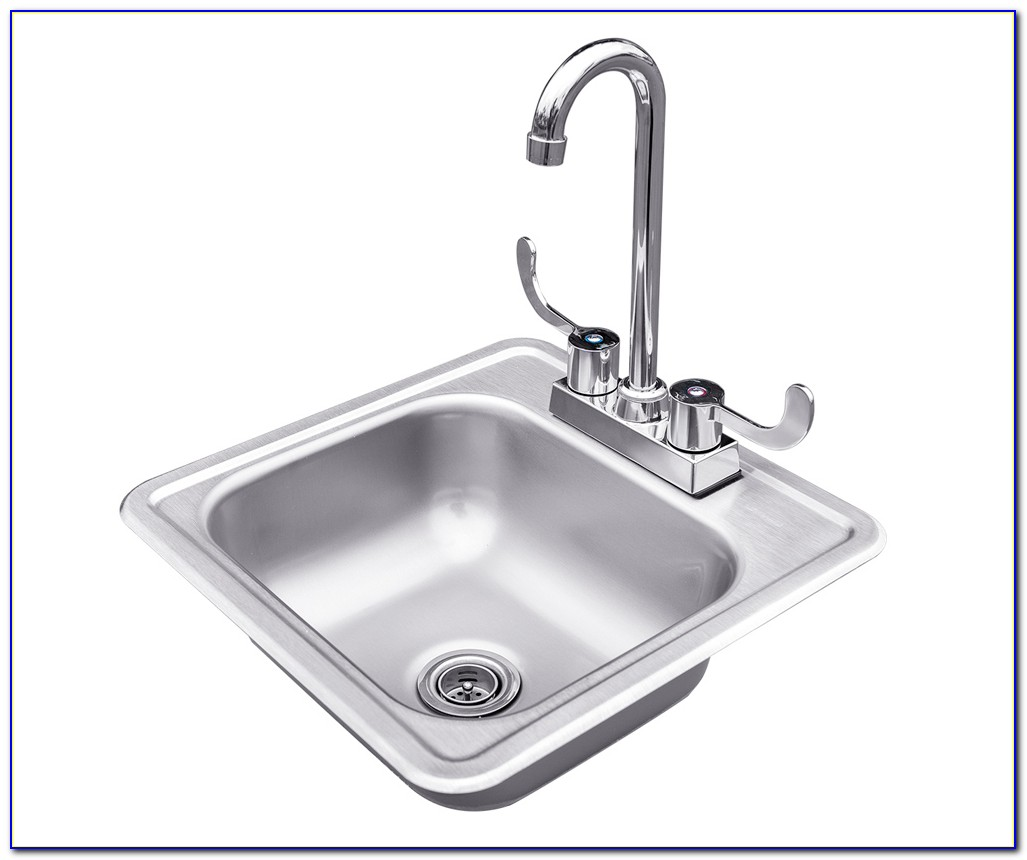 Stainless Steel Utility Sink Faucet