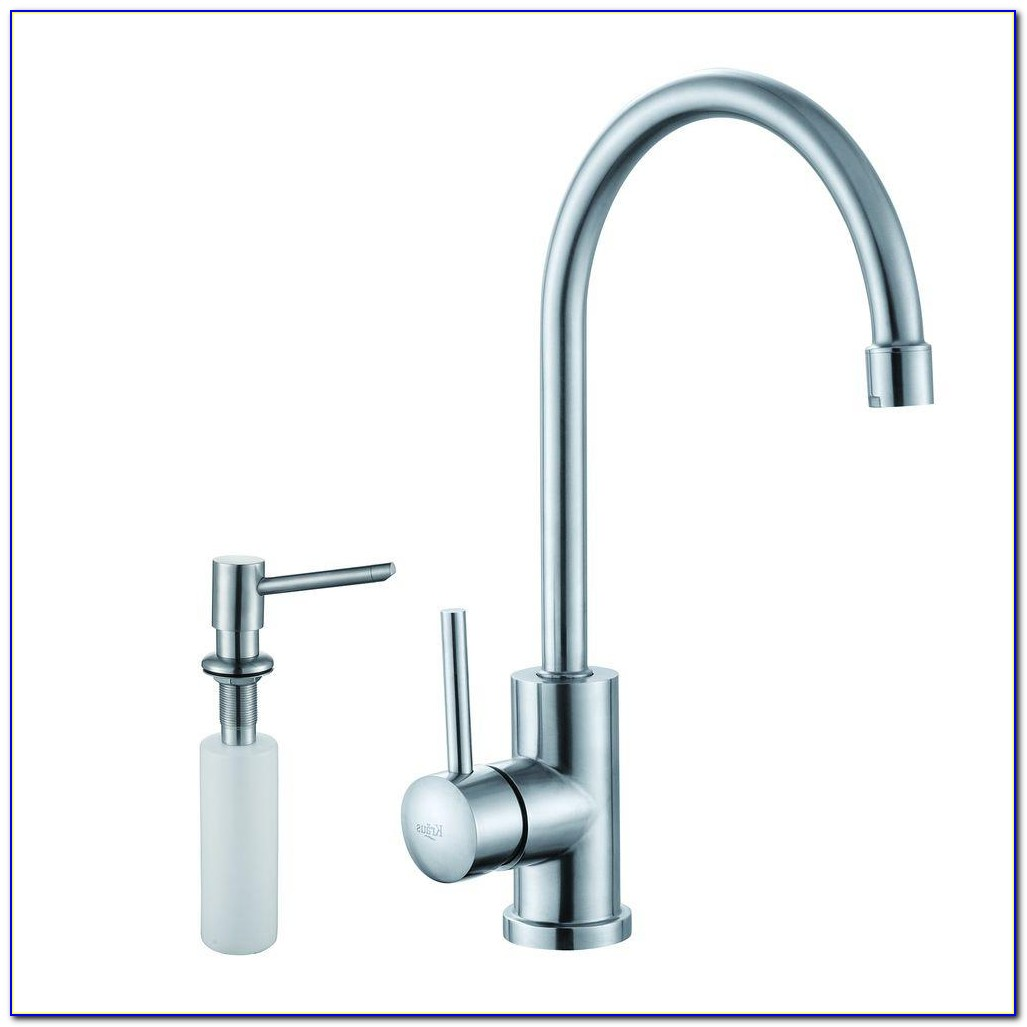 Stainless Steel Wet Bar Faucet