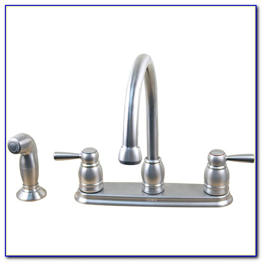 Touch Control Kitchen Faucet Moen