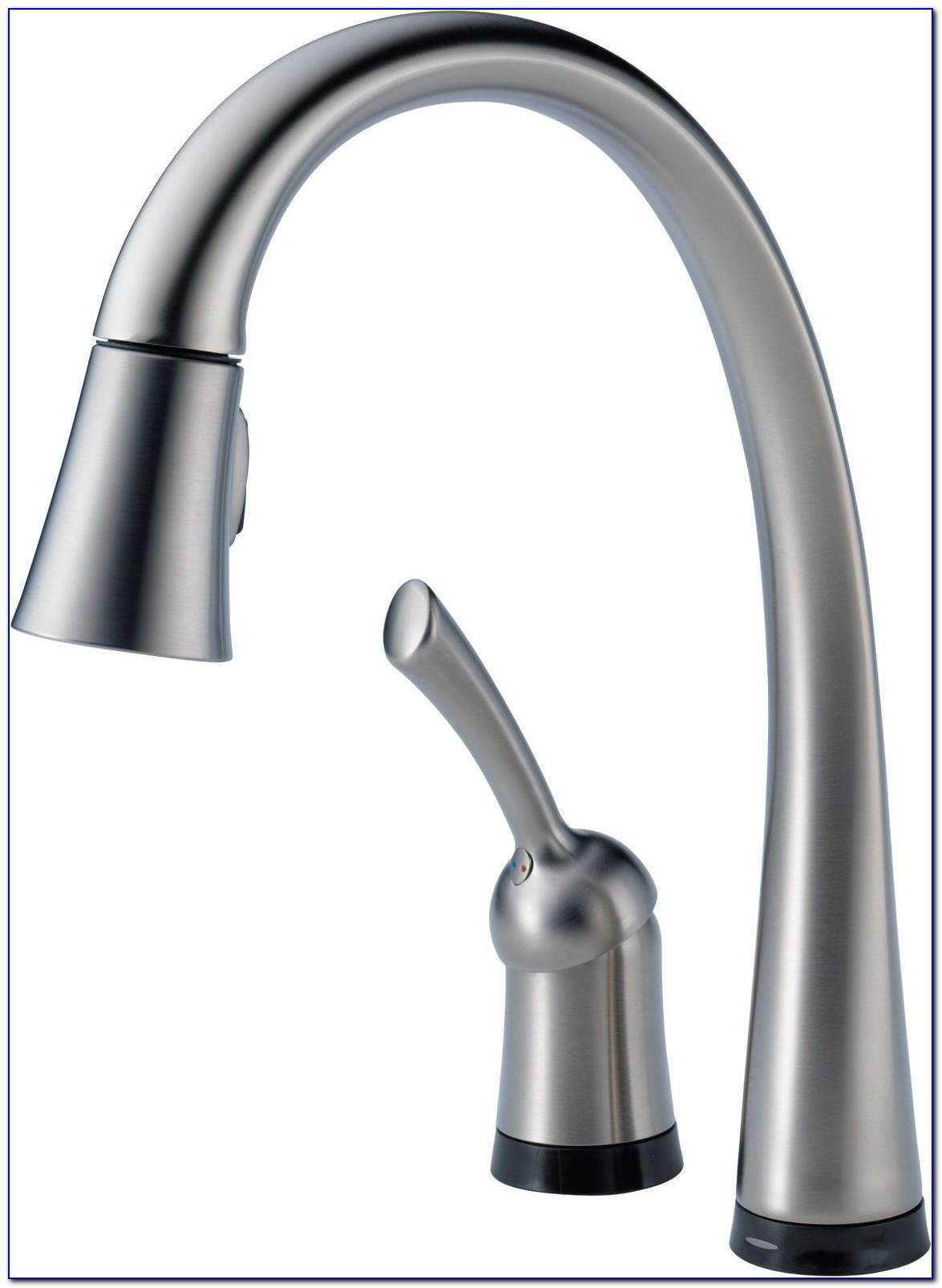 Touch Sensor Kitchen Sink Faucet