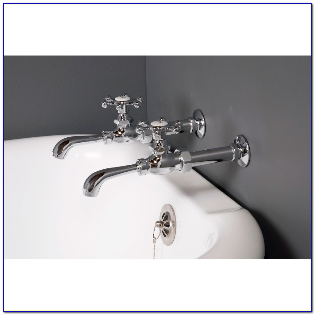 Tub Mount Clawfoot Tub Faucet