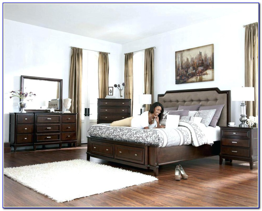 Tufted Headboard Bedroom Sets