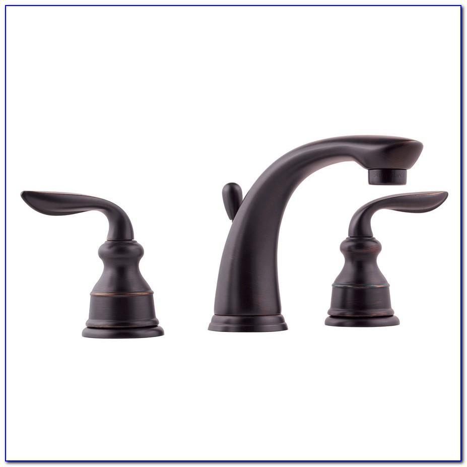 Tuscan Bronze Bathroom Fixtures