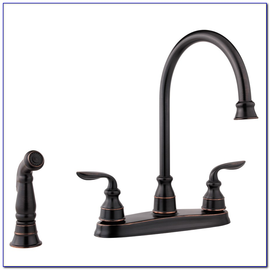 Tuscan Bronze Kitchen Faucets