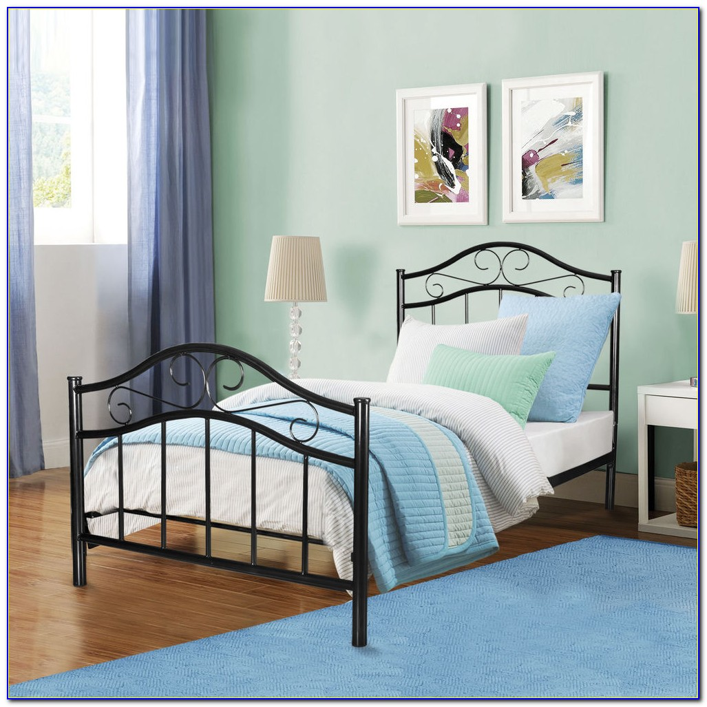 Twin Bed Frame With Headboard Only