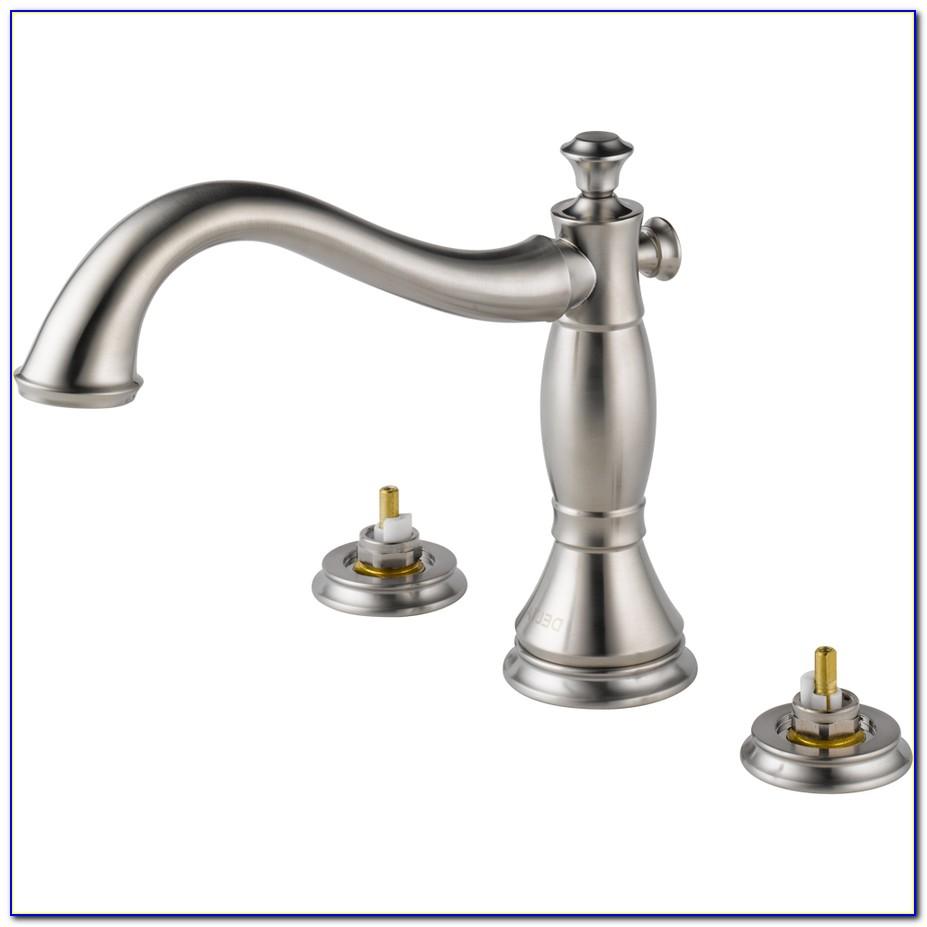 Two Handle Bathtub Faucet