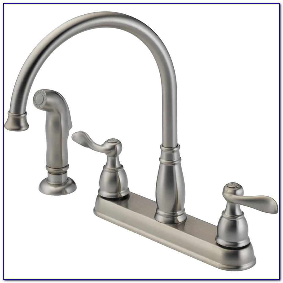 Two Handle Kitchen Faucets