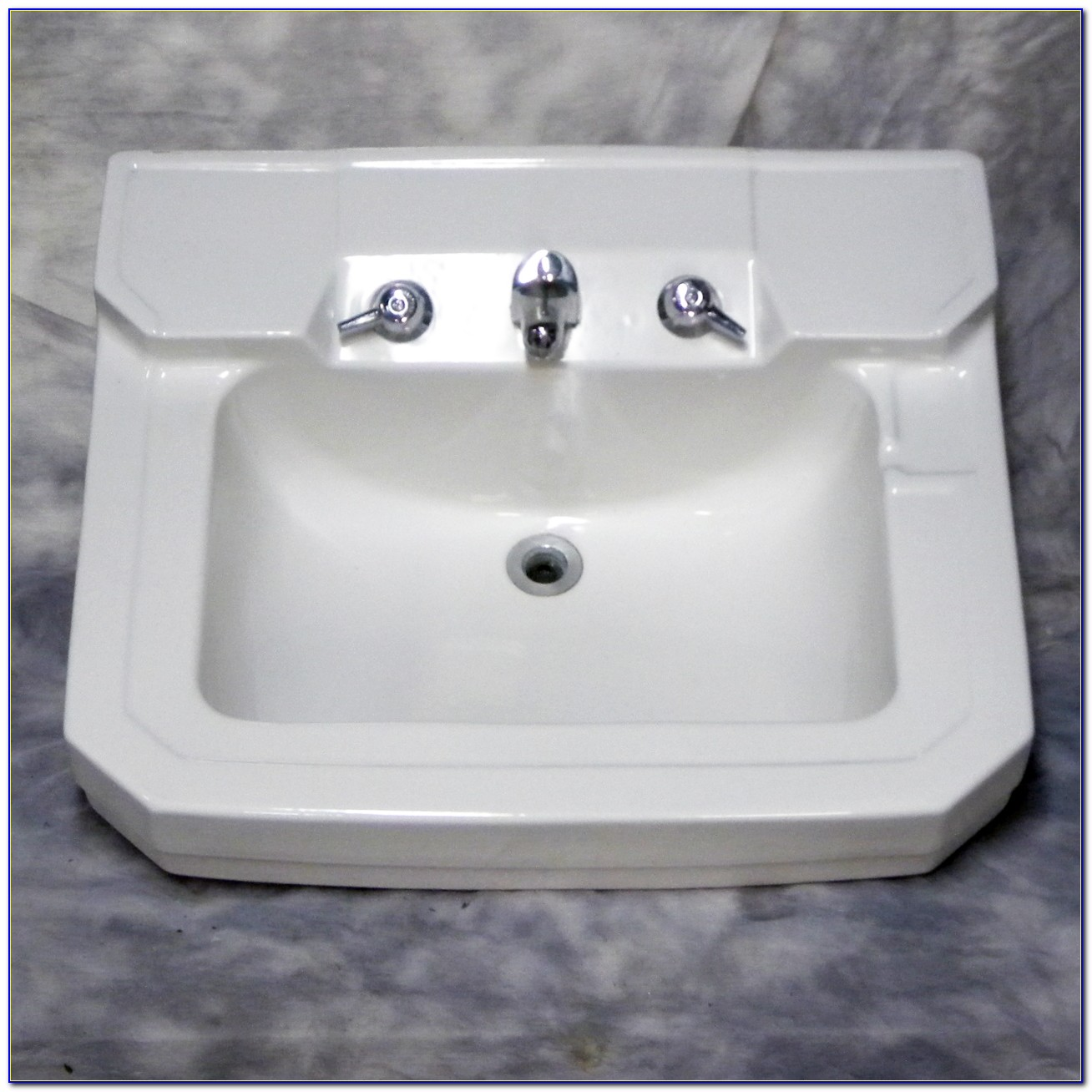Antique Wall Hung Under Mount Sinks Throughout Sizing 1281 X 1281
