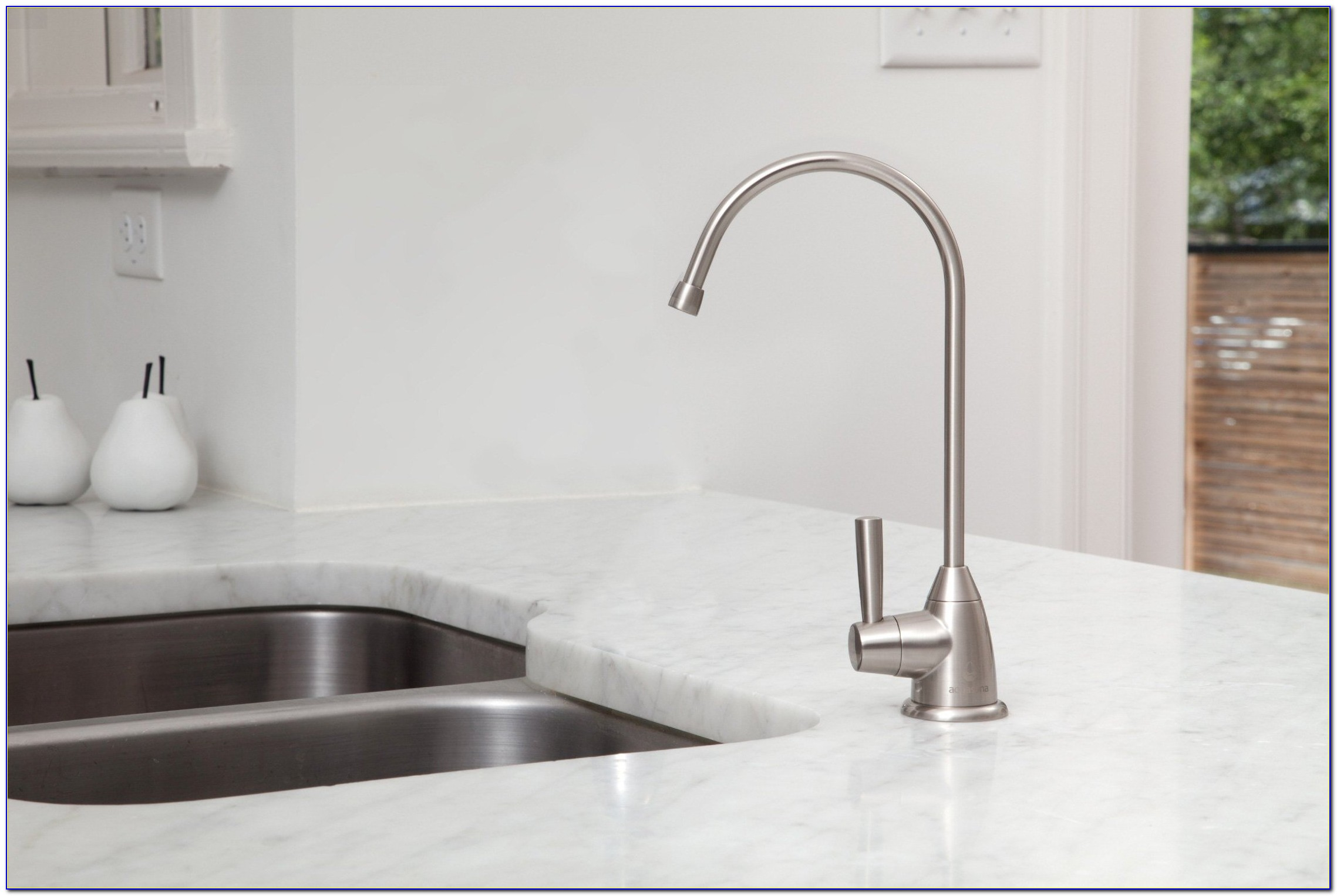 Under Sink Water Filter Without Separate Faucet