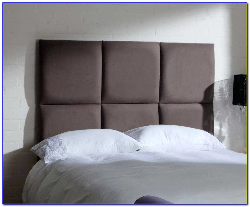 Upholstered Headboard That Attaches To Wall