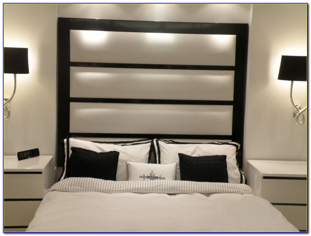 Upholstered Wall Mounted Headboards Diy