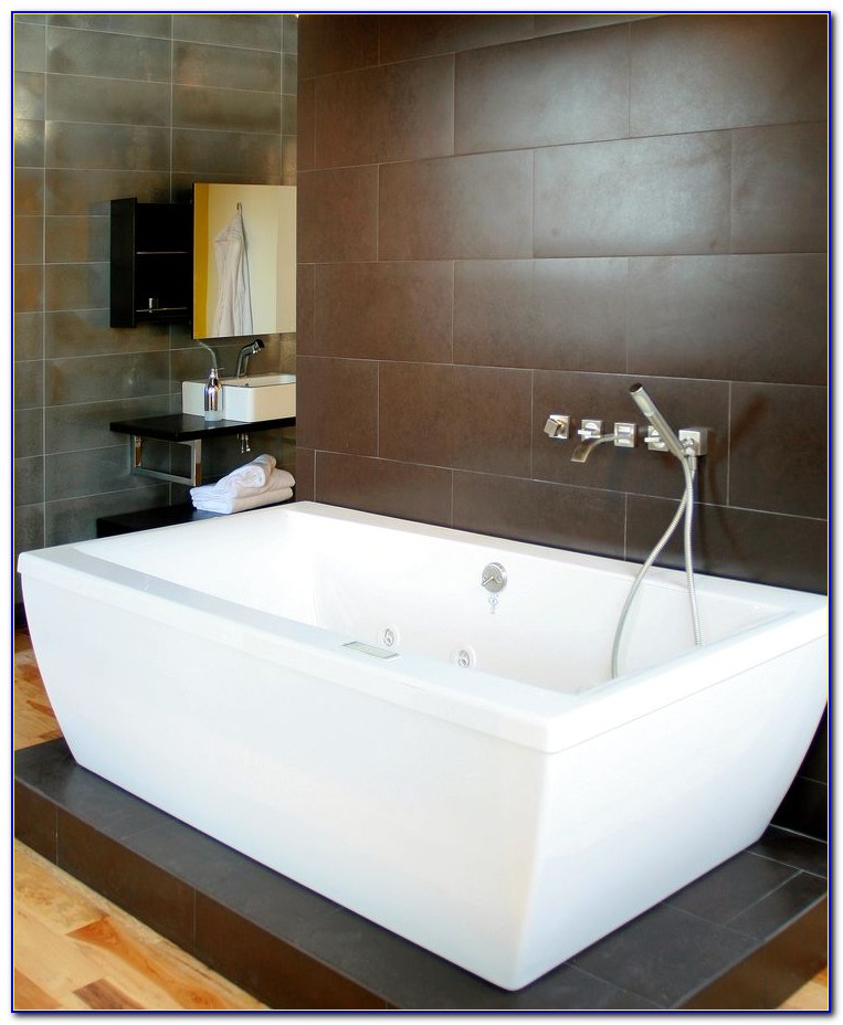 Wall Mount Faucet For Freestanding Bathtub