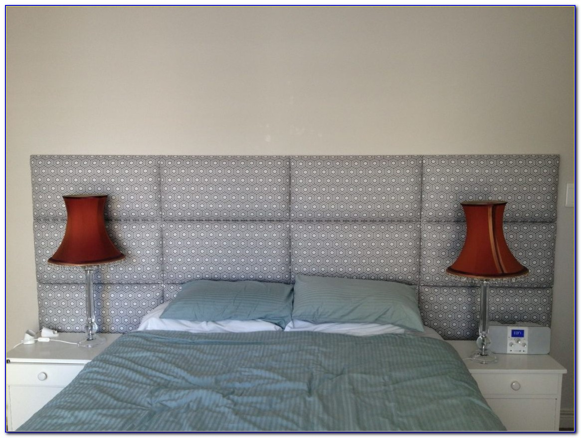 Wall Mounted King Size Headboard