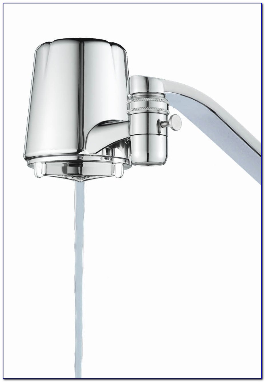 Water Filter Reverse Osmosis Faucet Chrome Tip