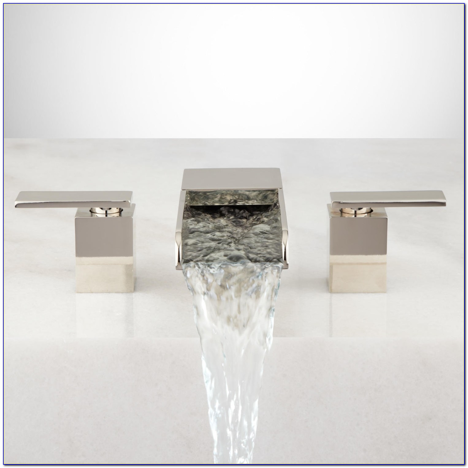 Waterfall Faucets For Bathroom Tubs