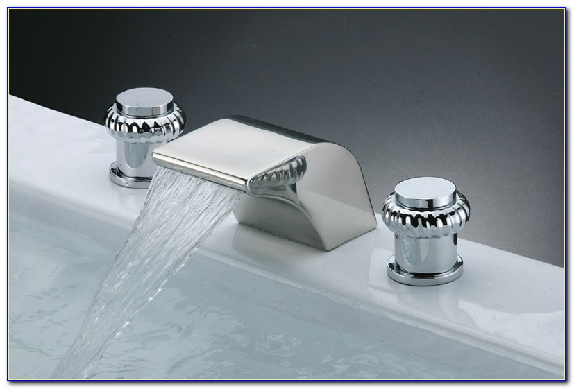 Waterfall Faucets For Roman Tubs
