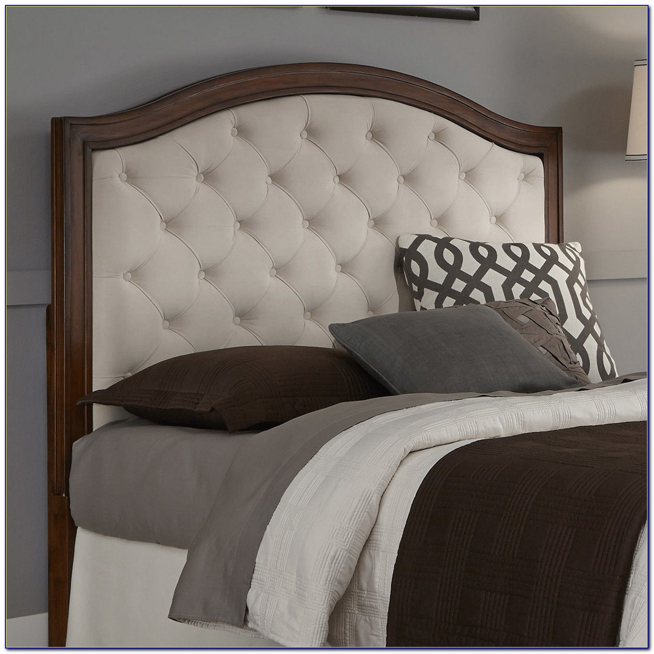 Wood And Material Headboards