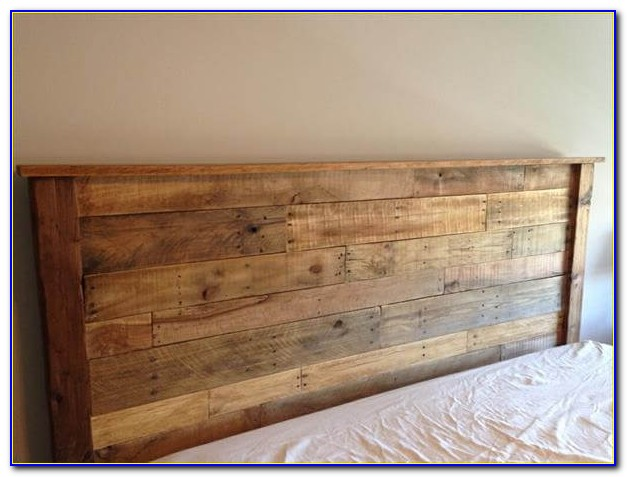 Wood Headboards King Size