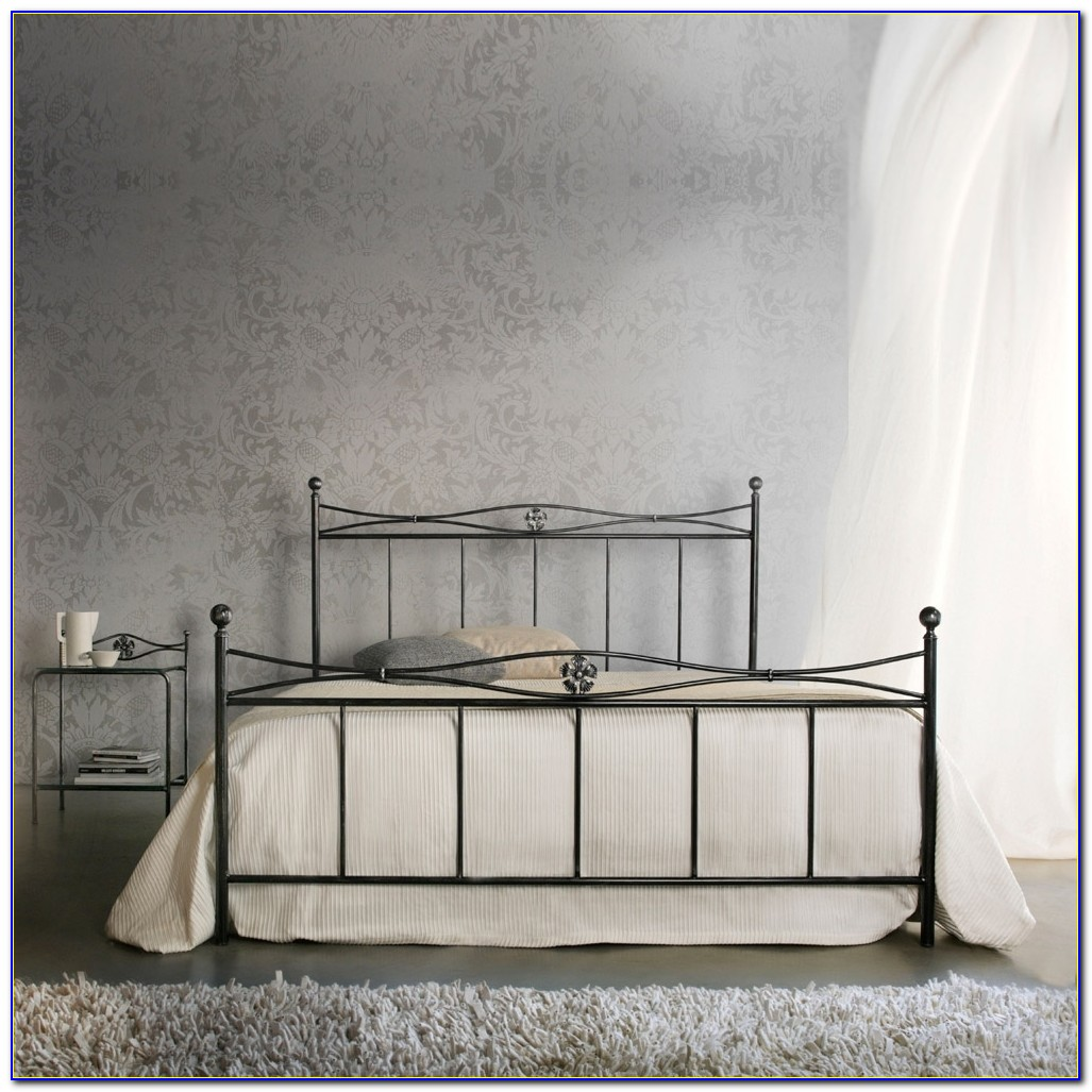 Wrought Iron King Size Headboards