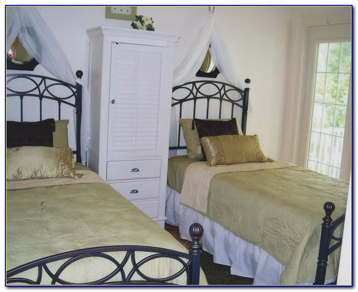 Wrought Iron Twin Bed Headboards
