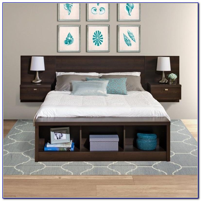 Bunk Beds With Bookshelf Headboards