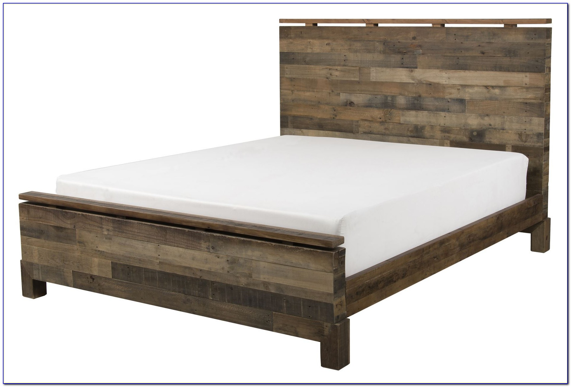 Headboard Bed Frame With Storage