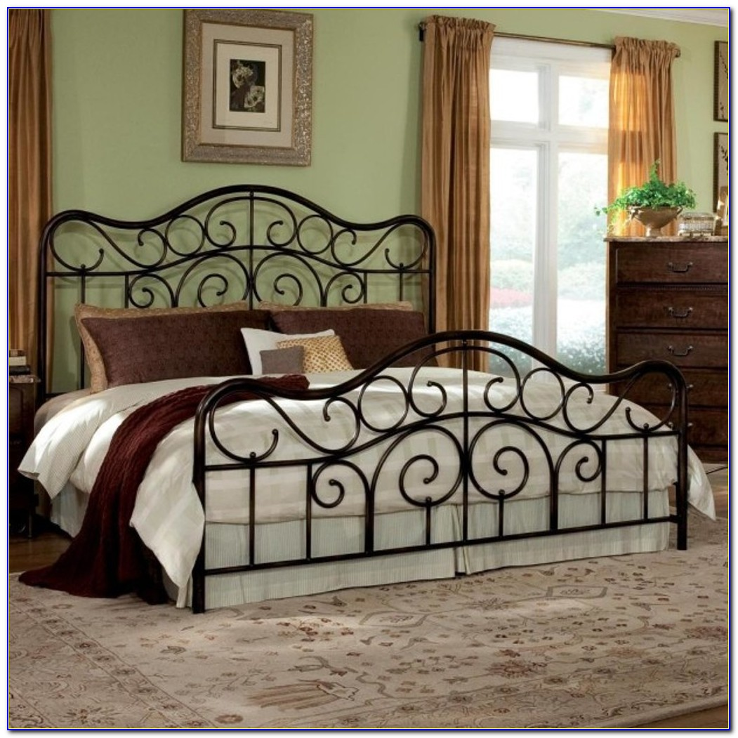 Metal King Bed Headboards