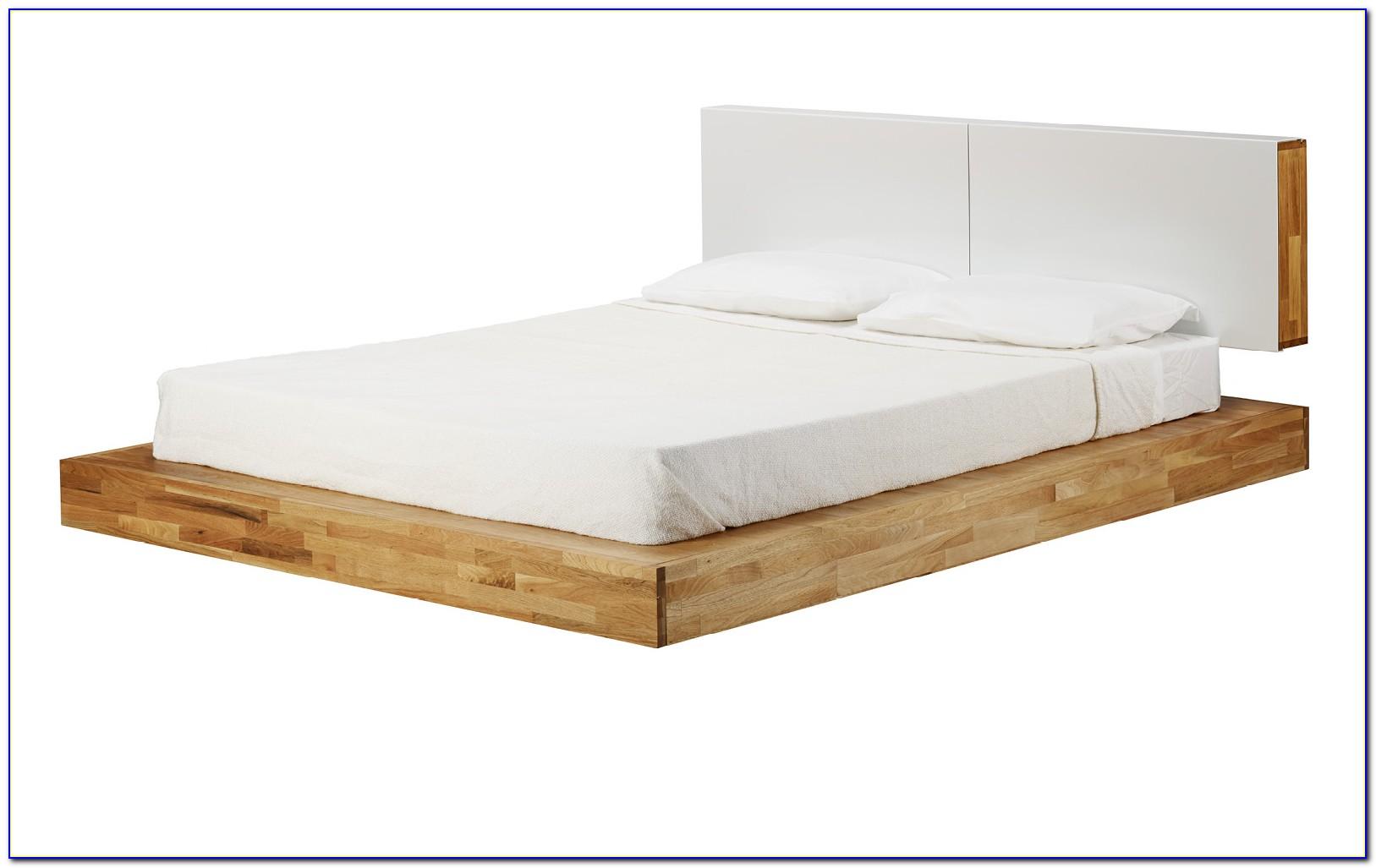 Platform Storage Bed No Headboard