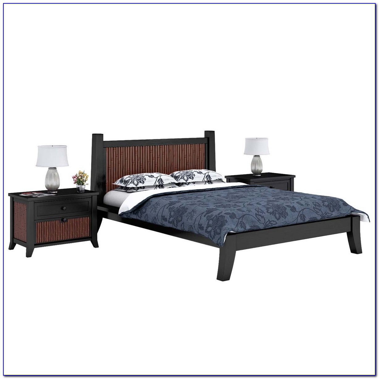 Solid Wood Headboards King Size Beds