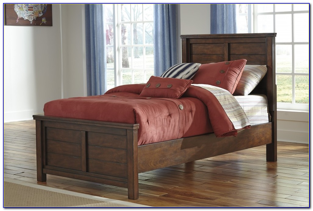 Twin Beds With King Headboard