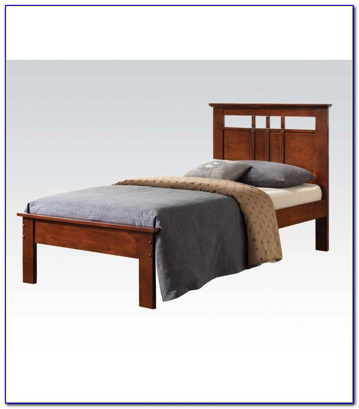 Twin Beds With Upholstered Headboards