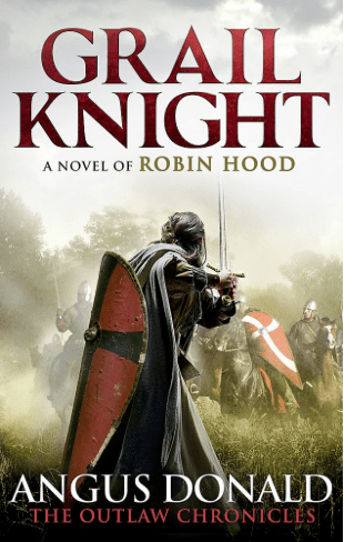 Grail Knight - Angus Donald