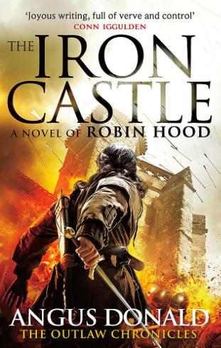 Iron Castle - Angus Donald