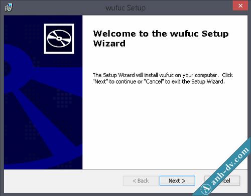 Cài phần mềm sửa lỗi unsupported hardware 1