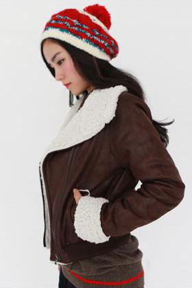 Đẹp quyến rũ với gam màu đỏ, Thời trang, phối đồ mùa đông, ao khoac, khan len, ao len, giay cao got, son do