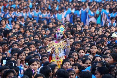 Lễ hội Holi: Cuộc chiến sắc màu ở Ấn Độ - 10