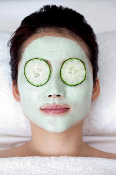 Tự làm mặt nạ ngăn ngừa và trị mụn, Làm đẹp, mat na duong da, lam dep, mat na, mat na hoa qua, tri mun, cham soc da