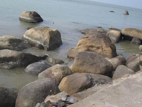 Thăm Hòn Đá Bạc 180 triệu năm tuổi ở Cà Mau - 3