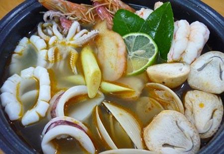 Lẩu Thái chua cay - hấp dẫn khó cưỡng, Ẩm thực, am thuc, lau thai, lau, mon ngon, mon ngon de lam, bao