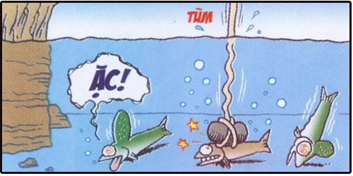 Ô Long Viện (7): Câu cá bị cá câu, Cười 24H,