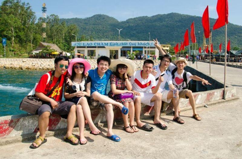 Checkin Cù Lao Chàm