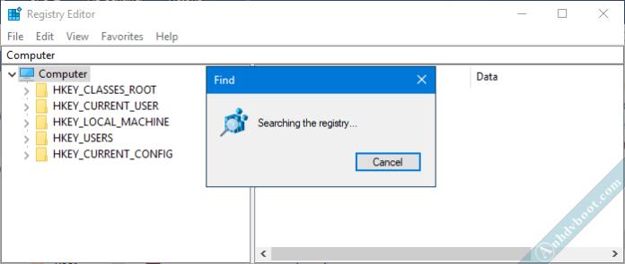Chỉnh sửa registry trên Winpe với Remote Registry 2