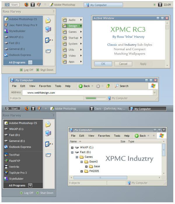 Windows XP Theme 31