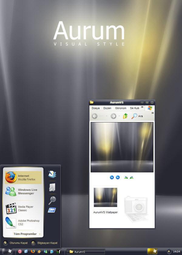 Windows XP Theme 47
