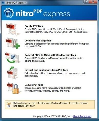 nitro-pdf-express-gui