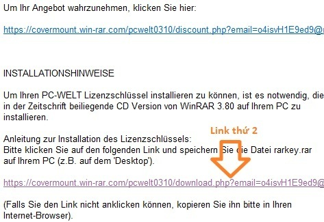 WinRAR 3.8