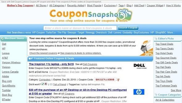 couponsnapshot