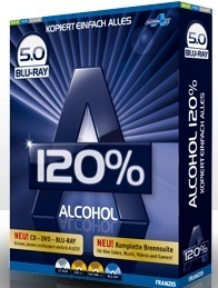 Alcohol 120% Bluray Edition